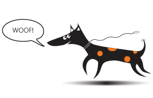 Hello! rude dog digital design