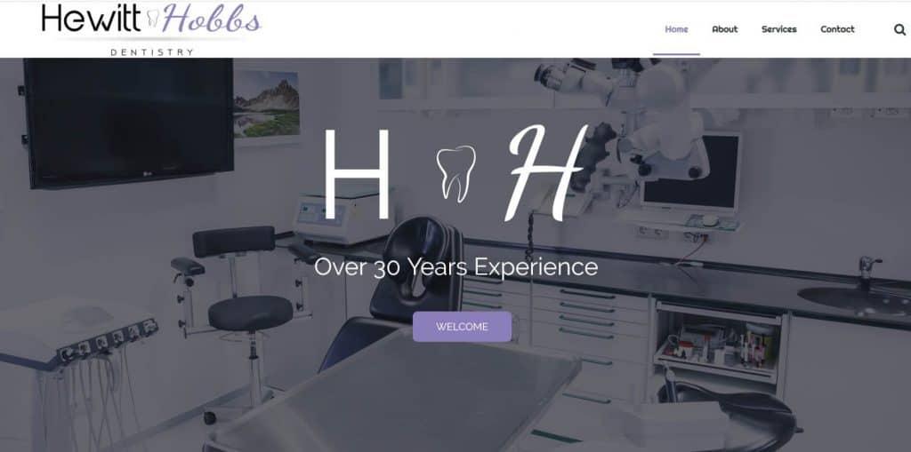 hewitthobbs webdesign rude dog digital design