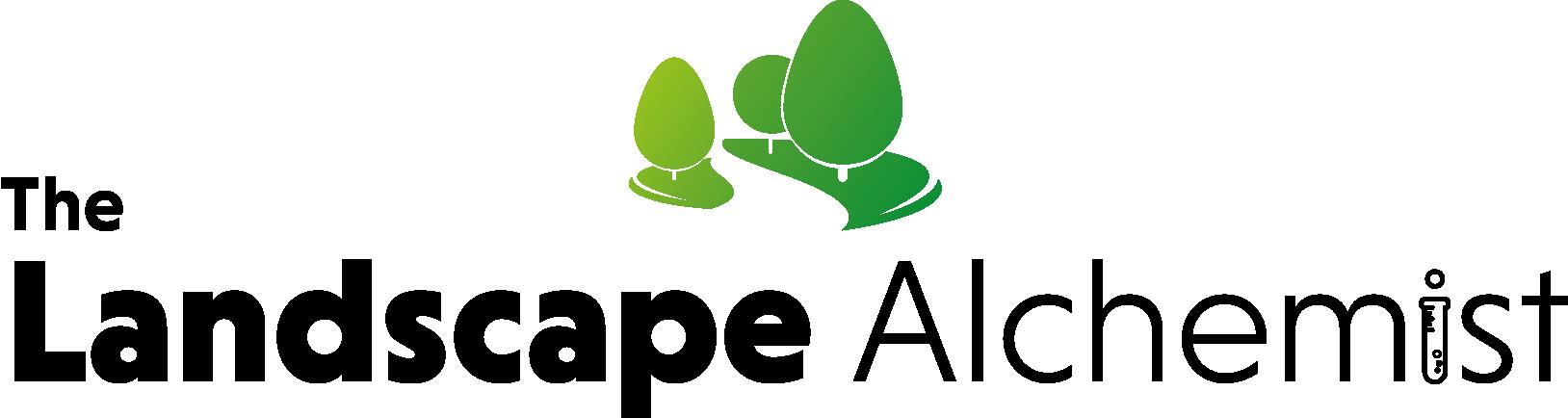 The landscape alchemist logo